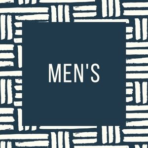 Men's clothing, shoes and accessories